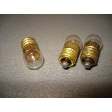 Лампа миниатюрная МН 2,05В 0,068А МН-2.5-0.068 Е10/13 (1 шт.) #1:113