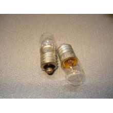 Лампа миниатюрная МН 6,3В 0,3А МН-6.3-0.3 Е10/13 (1 шт.) #1:113