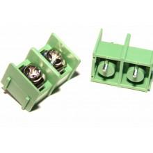Зажим коннектор клеммник 2 контакта 8,5 мм. клемник 300 В 20 А лот 1 шт.