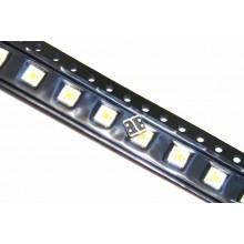 Светодиод 2.4 Вт 3 В светодиоды подсветка TV A137CECEBP18A-2152 Корея 3535 холодный белый 153LM (1 светодиод)