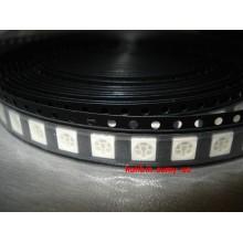 Светодиод SMD 5050 RGB трехцветный красный зеленый синий (1 шт.)
