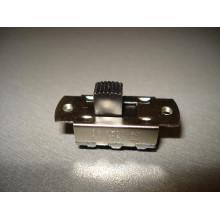 Переключатель движковый KBB70(Р)-2P2W ON-ON 6-и контактный, 3A, 250VAC (Тип2) (1 шт.)