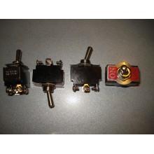 Тумблер KN3(B)-202 (ON-ON) 6-и контактный, 6A 250VAC