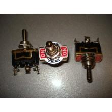 Тумблер KN3(С)-103A (ON-OFF-ON) 3-х контактный, 10А, 250VAC