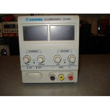 Лабораторный блок питания PS-305D, 30B, 5A, EXtools