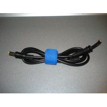 Разъём питания к ноутбуку (ACER) 5,5/1,7мм прямой, с кабелем (1 шт.)