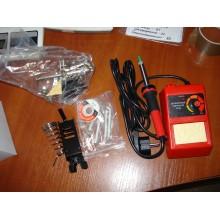Набор ZD-98Kit (станция ZD98+третья рука+удал.припоя+наконечники), Zhongdi