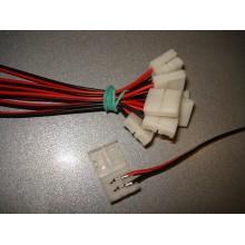 Коннектор для LED ленты SMD5050 односторонний с кабелем, LED Star