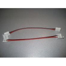 Коннектор для LED ленты SMD5050 двухсторонний с кабелем, LED Star