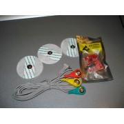 AD8232 модуль снятия ЭКГ датчик сердечного ритма кардиограмма сердца (1 комплект)