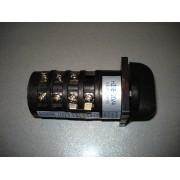Поворотный переключатель HZ5B-20/4 для сварочных аппаратов