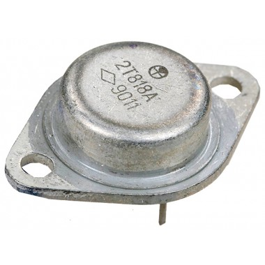 Транзистор 2Т818А PNP 100V 15A (1 шт.)