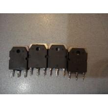K1317 Транзистор полевой n-канальный; 1,5кВ; 2,5А; 100Вт. 2SK1317  (1 шт) б/у #J2