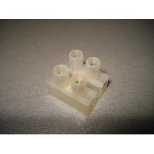 Клеммник-колодка 2 вывода 10H-02 (1 шт.)