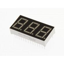 Светодиодный индикатор 3 разряда зеленый 0.56 дюйма BA56-13GWA (1 шт.) #N6