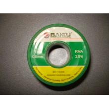 Припой BAKKU проволочный Solder wire BK10008 DIA 0,8mm (50g)