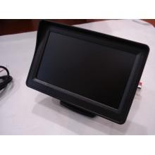 Монитор автомобильный TFT LCD экран дисплей для двух камер 4,3''