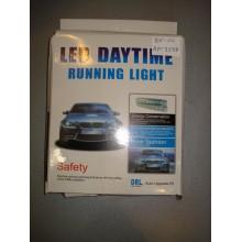 Дневные Ходовые Огни DRL 8 LED диодов (ПАРА)
