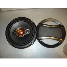Автомобильная акустика колонки динамики TS-1696E 350W 16см