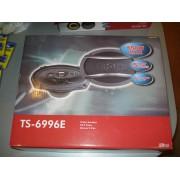 Автомобильная акустика колонки динамики TS-6996E 650W 15*23см