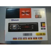 Автомагнитола GT-630U ISO - MP3+Usb+Sd+Fm+Aux+ пульт