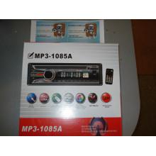 Автомагнитола со съемной панелью MP3 1085A MP3/SD/USB/AUX/FM