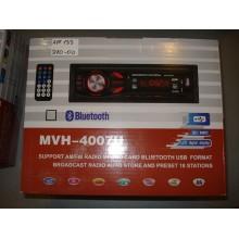 Автомагнитола MVH-4007U Usb + Sd + Aux + пульт