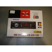 Автомагнитола GT-660U ISO - MP3+Usb+Sd+Fm+Aux+ пульт (4x50W)
