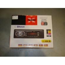 Автомагнитола GT-640U ISO - MP3+Usb+Sd+Fm+Aux+ пульт (4x50W)