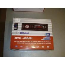 Автомагнитола MVH-4006U Usb + Sd + Aux + пульт