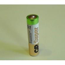 Батарейка GP LR03 ААА 1,5 V щёлочная Alkaline микропальчиковая