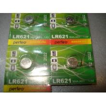 Perfeo батарейка LR621 1,5V, Alkaline, Blister