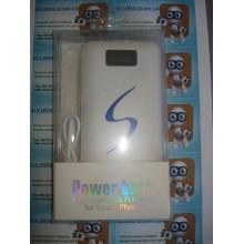 Power Bank 30000 mah LCD портативный аккумулятор портативное зарядное устройство (реальная емкость 9600mAh)