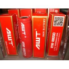 Аккумулятор высокотоковый BATTERY 18650 AWT 3000mAh 40A (1 шт.)