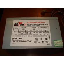 Блок питания ATX 350W ABPower LC-8360BTX б/у