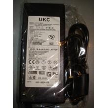 Блок питания Samsung 19V 4.74A 90W 5.5x3.0 с иглой+ кабель