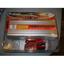 Преобразователь напряжения инвертор 12V-220V HANDA 2000W Вт