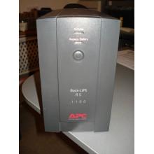Источник бесперебойного питания ИБП APC Back-UPS RS 1100VA б/у