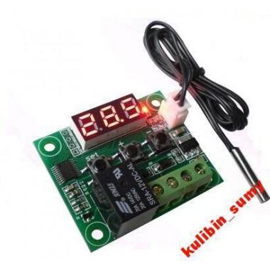 Термостат термореле терморегулятор W1209 (1 шт.) #1:31