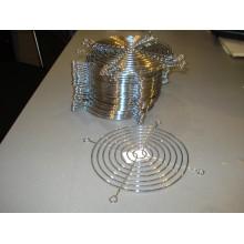 Защитная решетка на вентилятор, гриль 120 мм (1 шт.)