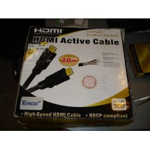 Кабель HDMI to HDMI 20 m Viewcon