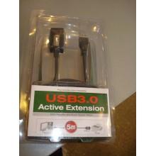 Активный удлинитель Viewcon USB 3.0M - USB 3.0F 5 м (VE 057) б/у