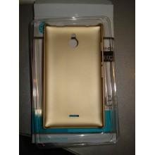 Чехол для моб. телефона NILLKIN для Nokia X2 - Super Frosted Shield Gold