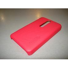 Чехол для моб. телефона NILLKIN для Nokia Asha 501 - Super Frosted Shield Red