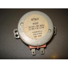 Двигатель MT8-3 24V 3W 50Hz 8.3 об/мин б/у