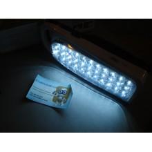 Аварийный диодный светильник с аккумулятором Yajia YJ 6817