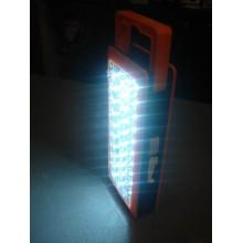 Аварийный диодный светильник с аккумулятором Yajia YJ 6823