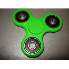 Спинер спиннер игрушка (1 шт.) зеленый уценка