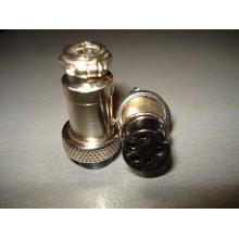 Разъём MIC 325, (гнездо), под кабель, 5pin, диам.-16мм, Tcom