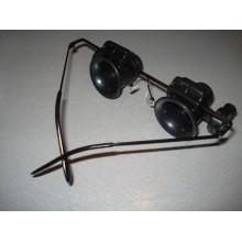 Glasses 9892A Очки для ремонта, увеличения с подсветкой